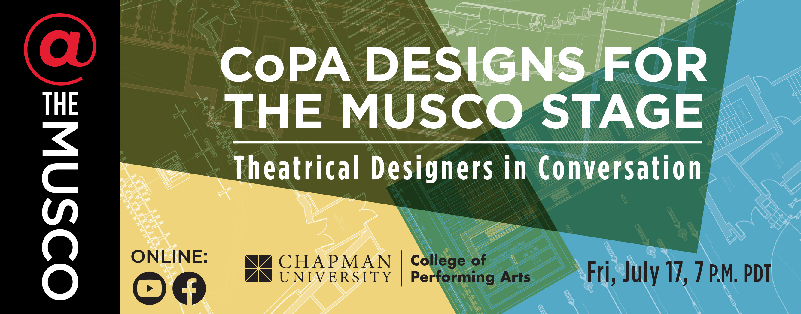 CoPA Designs for the Musco Stage - Online
