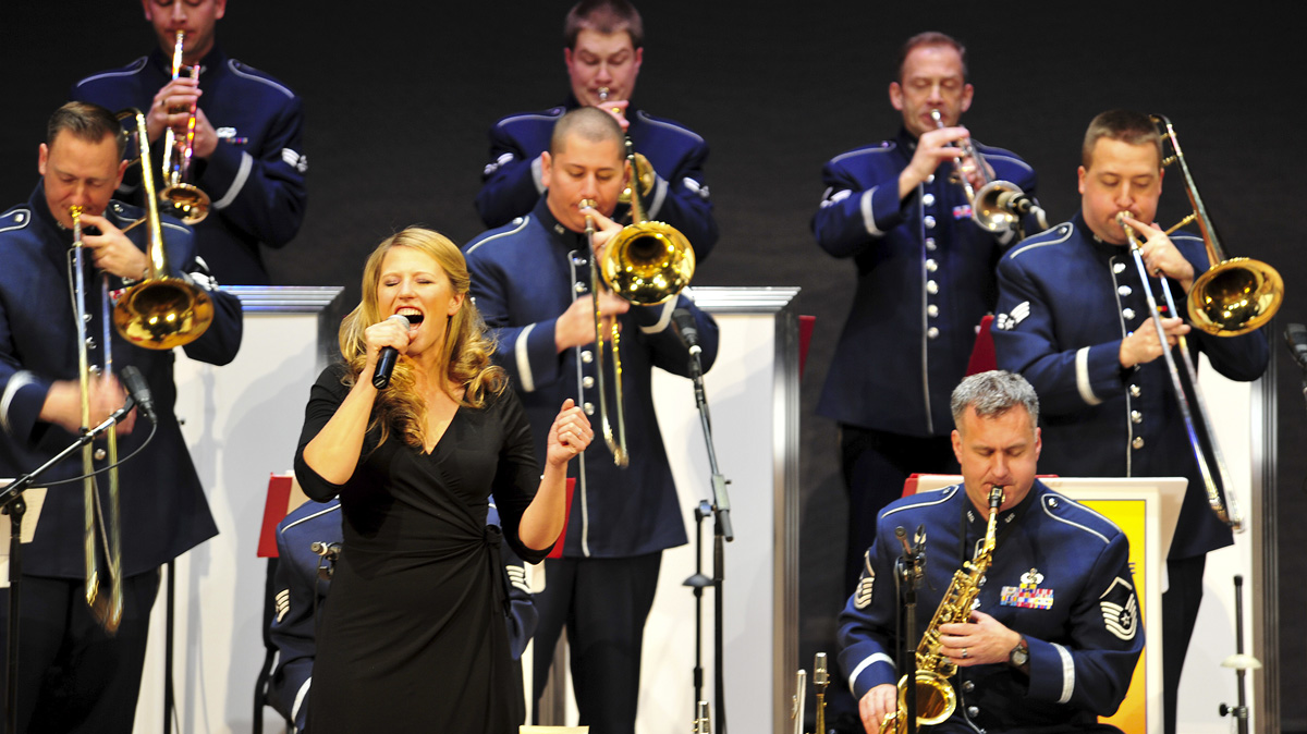 The United States Air Force Band of the Golden West, The Commanders Jazz Ensemble