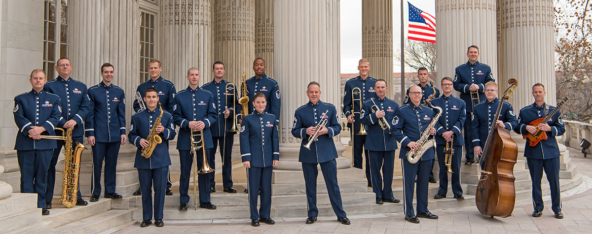 USAF Band of the Golden West Commanders Jazz Ensemble