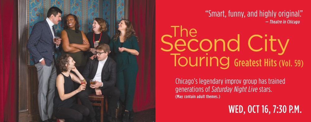 The Second City Touring
