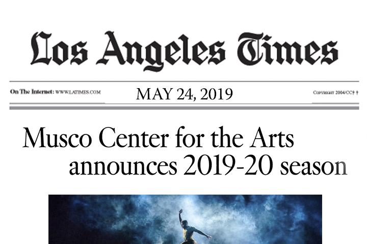 LA Times 2019 Season Announcement