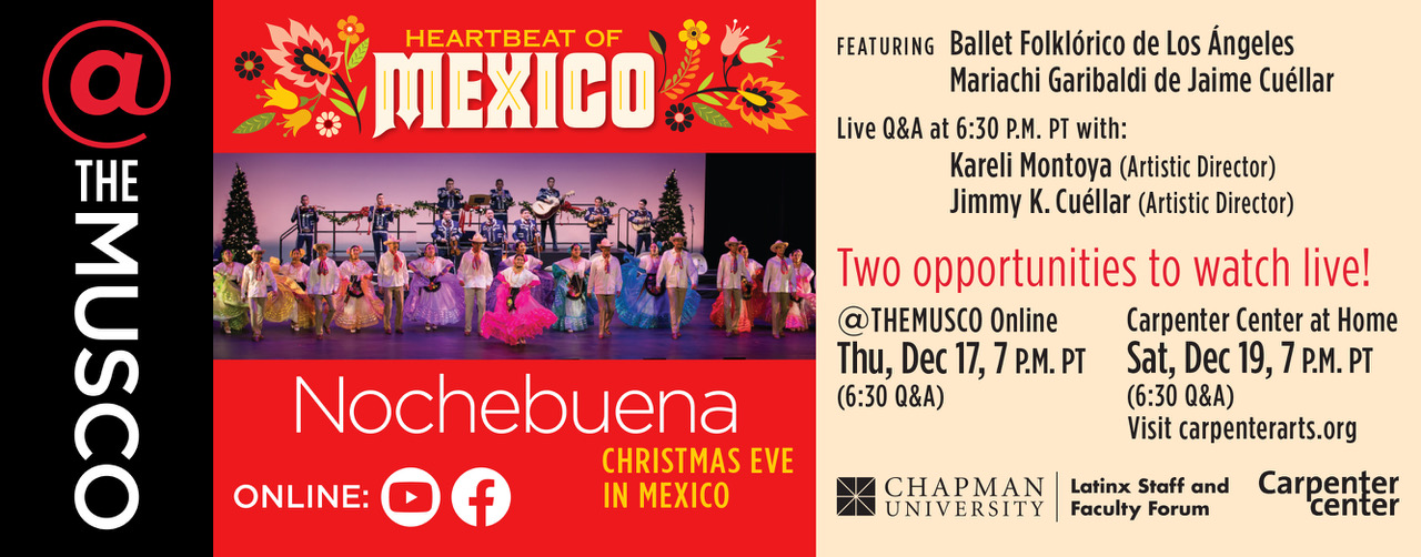 Nochebuena – Christmas Eve in Mexico